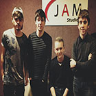 The Strypes in session at JAM Studios